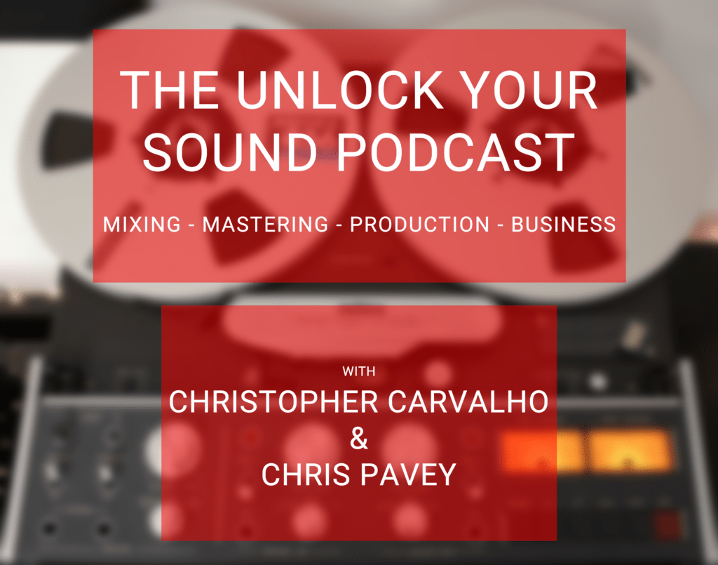 unlock your sound podcast