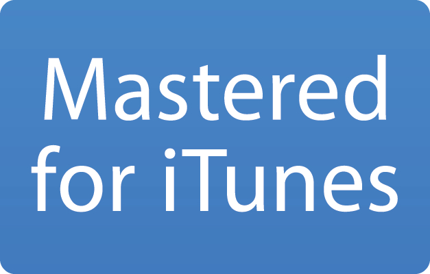 Mastered for iTunes Badge MfiT
