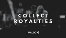 Collect Royalties