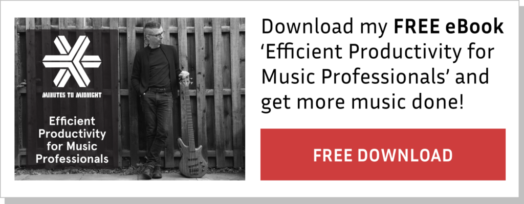 Download Minutes to Midnight's FREE ebook